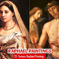 25 Beautiful Raphael Paintings - Most Famous Italian Painter