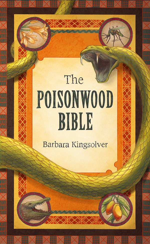a review of the story of the poisonwood bible The poisonwood bible tells the story of the price family who, led by the father nathan price this review is part of the cannonball read series.