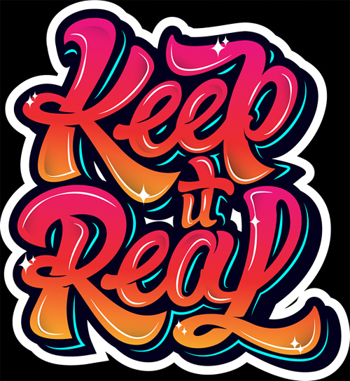 1-keep-it-real