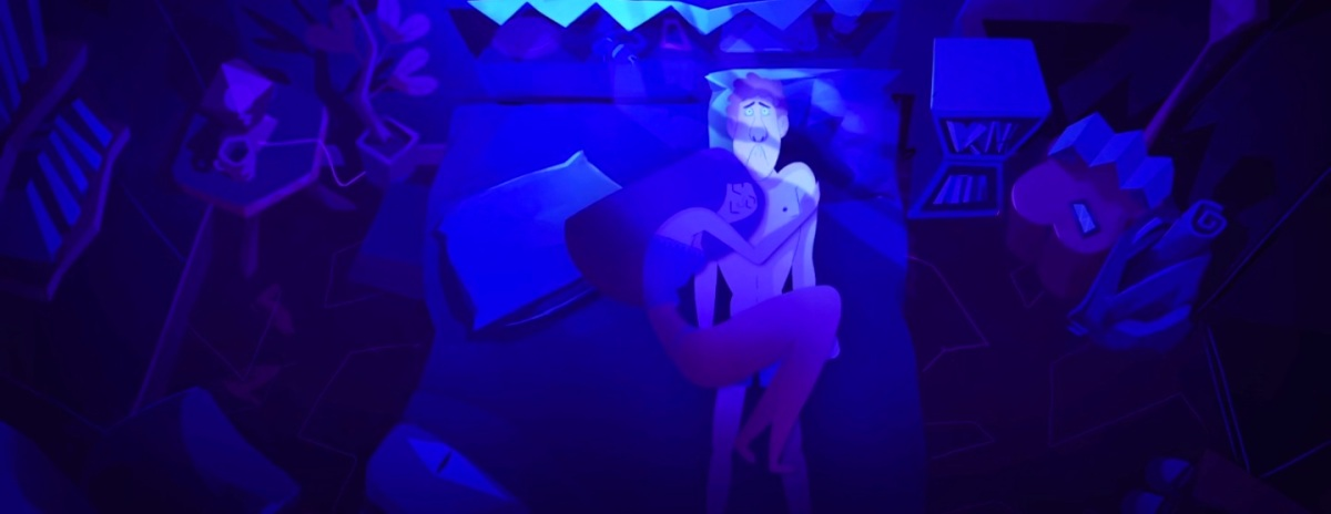 Mortal Breakup a short movie by Gobelins students